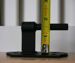 example of pintle offset