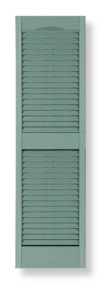 louvered plastic shutters