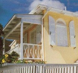 Exterior Shutters on St. Croix USVI