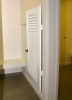 Changing Room Louvered Doors