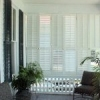 Operable Louvered Exterior Shutters
