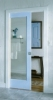 glass pocket door