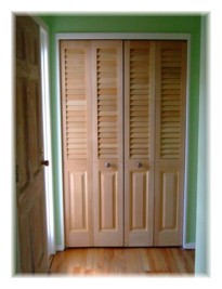 When It Comes To Closet Doors, One Of The Most Popular Ways To Mount Them  Is As Bifold Doors. Basically This Means That The Doors Are Hinged Together  In ...