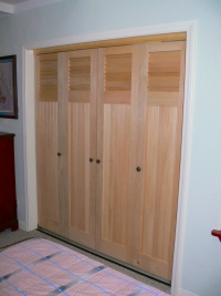 laundry utility closet doors