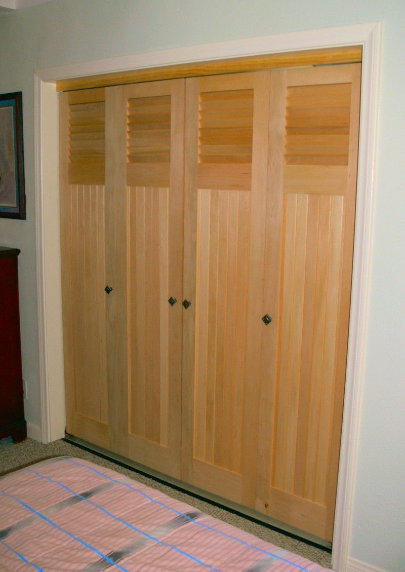 Bifold Laundry Room Doors