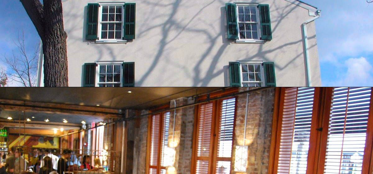 operable Louvered Shutters