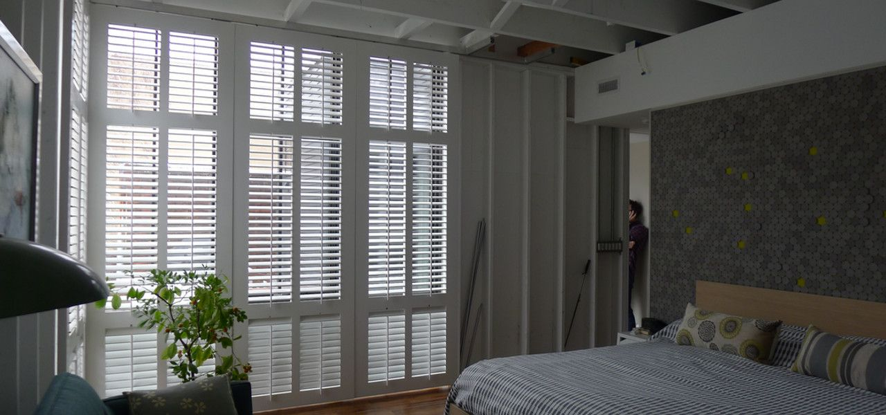 ... Oversized Operable Plantation Louvered Shutters ...