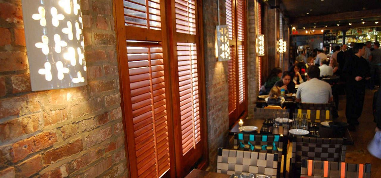 Traditional Operable Louvered Shutters