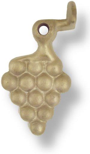 Bronze Grape Shutter Dog - one pair